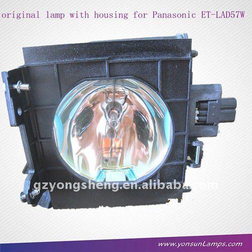 Für panasonic et-lad57w pt-d5700l projektor lampen