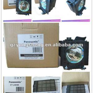 Originale per panasonic et_lad35 nsh300w lampade per proiettori con custodia