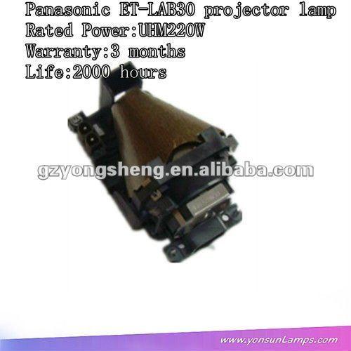 для panasonic et-lab30 дампы для проекторов с блоком омз 200w
