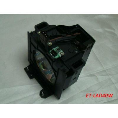 Et-lad40w lampada del proiettore per panasonic pt-d4000 con custodia con prestazione stabile
