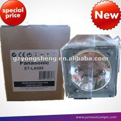 Et-la095 lampada del proiettore per panasonic pt-l595u lampada del proiettore