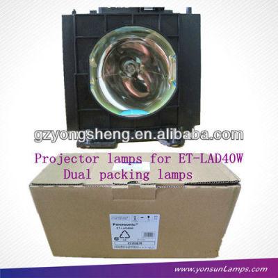 Panasonic et-lad40w lampada del proiettore