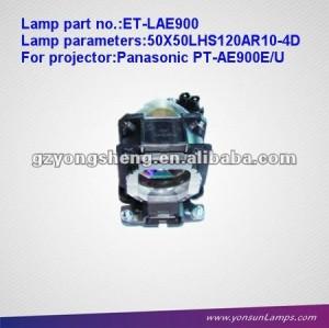 PT-LAE900를 위한 가득 차있는 새로운 영사기 램프 ET-LAE900