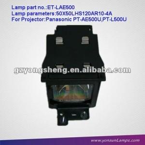PT-AE500U를 위한 영사기 램프 PANASONIC ET-LAE500