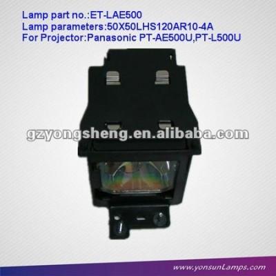 Lampada del proiettore et-lae500 panasonic per pt-ae500u