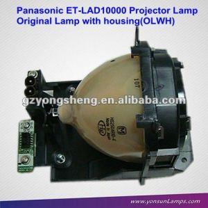 Per panasonic et-lad10000 lampada del proiettore, panasonic lampadina