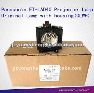 Panasonic et-lad40w pt-d4000 lampada del proiettore, panasonic a doppia lampada