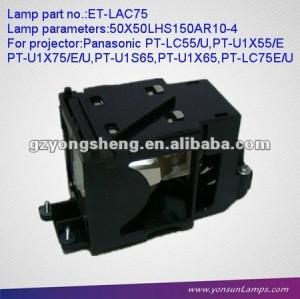 совместимых голые лампы et-lac75 для panasonic проектор