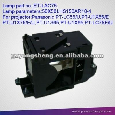 Compatibile lampada nuda per et-lac75 proiettore panasonic
