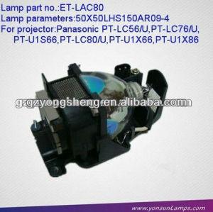 나소닉 함께 et-lac80 프로젝터 램프 우수한 품질