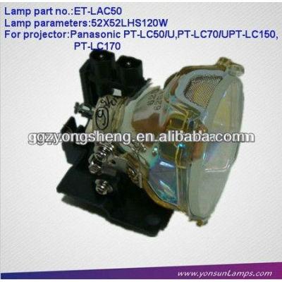 Et-lac50 lampada del proiettore di panasonic con qualità eccellente