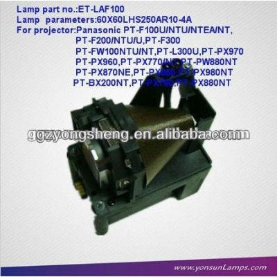 Et-laf100 lampada del proiettore di panasonic con qualità eccellente