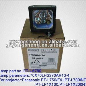 Et-la780 la lampada del proiettore di panasonic con qualità eccellente