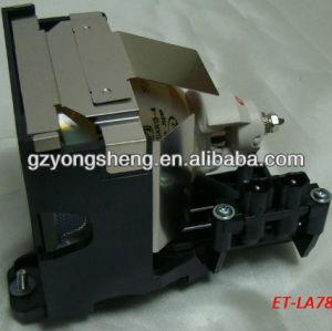 Proiettore et-la785 lampada per panasonic con qualità eccellente