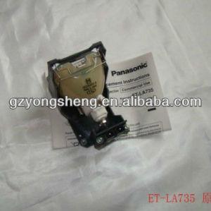 Et-la735 lampada del proiettore di panasonic con qualità eccellente