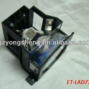 Et-lad7700w lampada del proiettore di panasonic con qualità eccellente