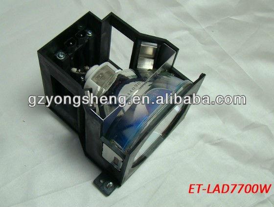 Et-lad7700w lampe de projecteur pour panasonic avec une excellente qualité