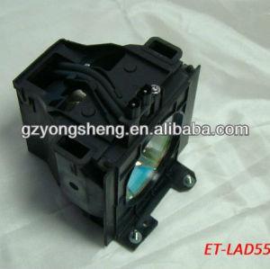 Et-lad55lw lampada del proiettore di panasonic con qualità eccellente