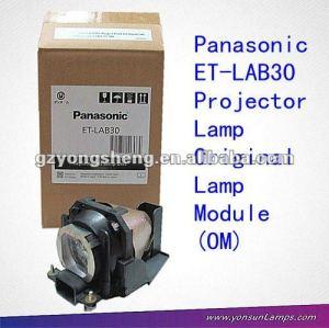 Proiettore lampada et-lab30 pt-lb30 lampade per proiettori panasonic