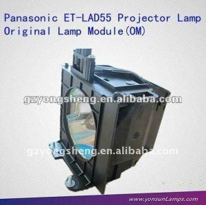 Lampada del proiettore panasonic et-lad55 lampada del proiettore in forma per pt-fd500