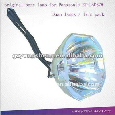Et-lad57w lampada a bulbo proiettore panasonic pt-d5700