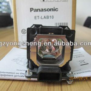 Panasonic oirginal et-lab10 lampada del proiettore per pt-ps650