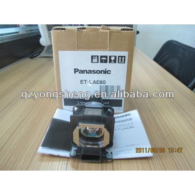 Oirginal panasonic et-lac80 lampada del proiettore per pt-u1s66