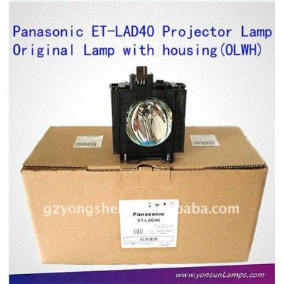 Lampada originale modulo di panasonic et-lad40/w lampade adatto per pt-d4000/e/u pt-fd400/l