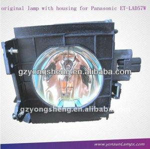 Et-lad57w lampada del proiettore panasonic/Panasonic et-lad57w lampada del proiettore