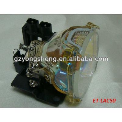 Originale panasonic et-lac50 lampada del proiettore in forma per pt-lc50 proiettore panasonic