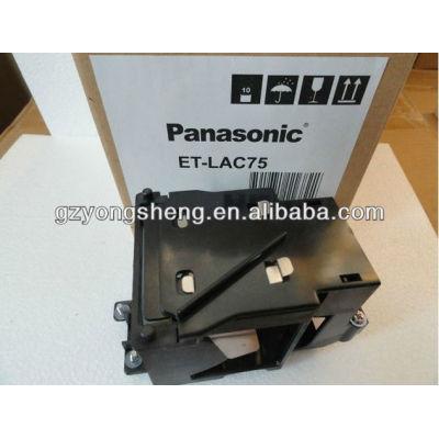 Originale panasonic et-lac75 proiettore lampada in forma per panasonic pt-lc75