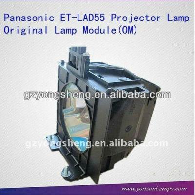 Lampade per proiettori panasonic et-lad55w et-lad55w adatto per pt-d5500