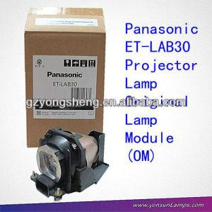 Originale panasonic et-lab30 lampada del proiettore