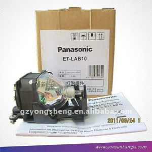 Original panasonic et-lab10 lampe de projecteur