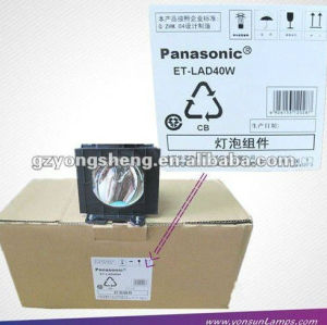 For Panaonic ET-LAD40 projector lamps
