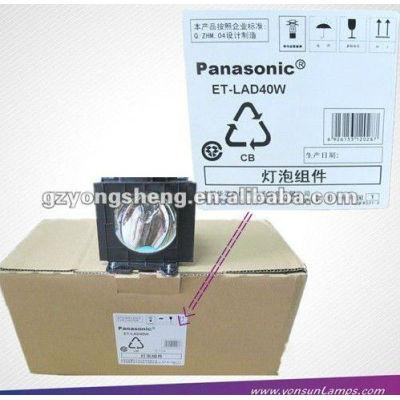 Per panaonic et-lad40 proiettore lampade