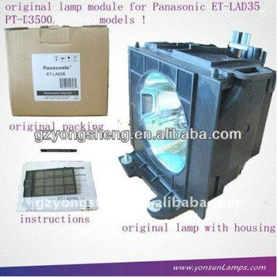 Et-lad35 lampada del proiettore panasonic abete per pt-d3500/pt-df300 proiettore