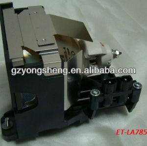 100% OEM pansonic 프로젝터 램프 동부 표준시- la785 적합 PT-l785/ E/ U/