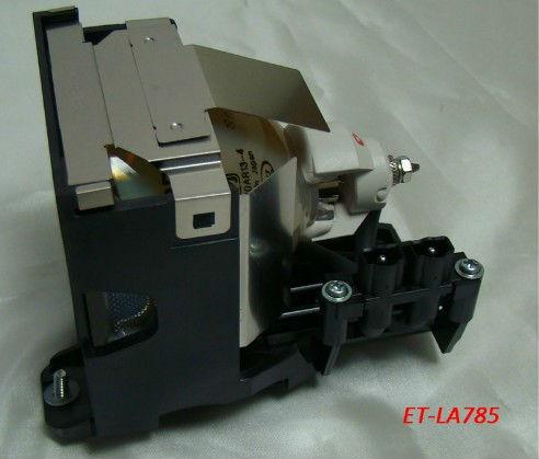 100% oem PANSONIC la lampada del proiettore et-la785 adatto per pt-l785/e/u/