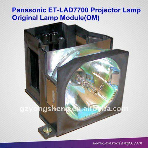 파나소닉 et-lad7700w 프로젝터 램프