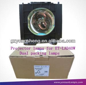 Panasonic. et-lad40w ampoule du projecteur