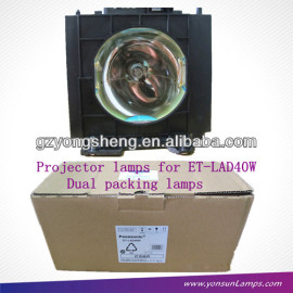 Panasonic et-lad40w bombilla del proyector