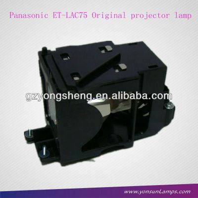 Et-lac75 originale lampada del proiettore panasonic