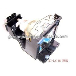 Para la lámpara del proyector panasonic et-la730 aptos para pt-l520/u, pt-l720/u, pt-l730/nt/u