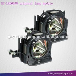 Lampe de projecteur panasonic et-lad60awc, panasonic. hs300ar12-4 lampe