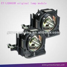 Proyector de la lámpara panasonic et-lad60awc, panasonic hs300ar12-4 de la lámpara