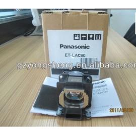 Oem panasonic et-lac80 lámparas del proyector para pt-u1x66/u1s66/u1x86/u1s86