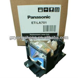 Panasonic. et-la701 projecteur. lamp+lamp logement, lcd projecteur panasonic