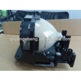 La lámpara del proyector et-lad60 aptos para panasonic pt-d5000/d6000/d6710/dw6300