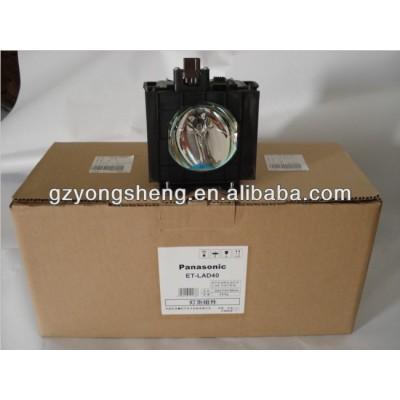 Original pansonic et-lad40/lad40w projektorlampe fit für pt-d4000/e/u pt-fd400/l